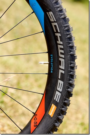 Schwalbe Magic Mary 2.60, Addix Soft, Tubeless Easy, Super Gravity
