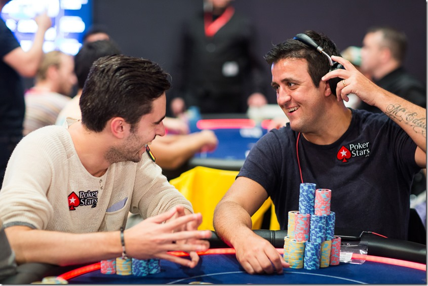 Photo by Neil Stoddart /All rights to PokerStars