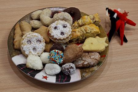 Biscotti Di Natale Tirolesi.Biscotti Di Natale